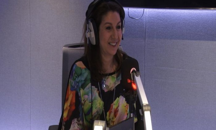 Jane McDonald on her new Channel 5 show Cruising with Jane McDonald
