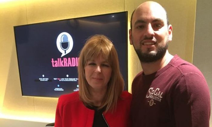 'Tony Blair changed everything for ITV breakfast with a simple email', says Kate Garraway