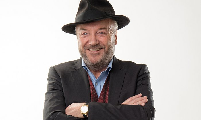 George Galloway: 'Given the current mess in the Labour party I'm glad to be standing as an independent'