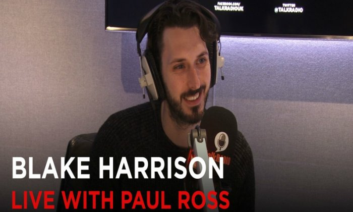 Blake Harrison on Prime Suspect 1973, The Inbetweeners, and his career