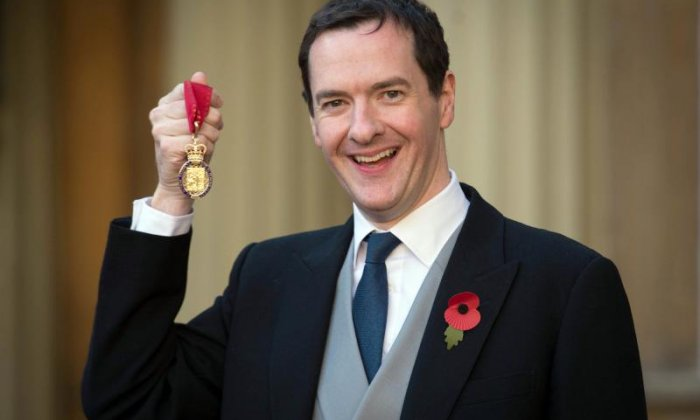 George Osborne has been announced as the editor of the London Evening Standard