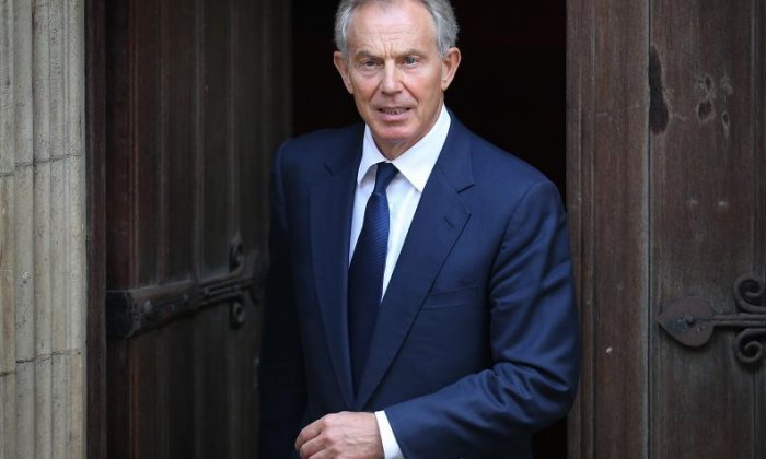 "Jonny Gould has called for Tony Blair to ""rethink his think tank"".   Over the weekend, the former Prime Minister created the Institute for Global Change, a think tank which he is insisting will fill the gap in the ""centrist middle ground"" of British politics.   The think tank will fight the rise of ""authoritarian populism"", which Mr. Blair believes is currently undermining democracy.   Our presenter said the former Prime Minister was underestimating the resolve of Leave voters.  He said: ""His [Blair's] new"
