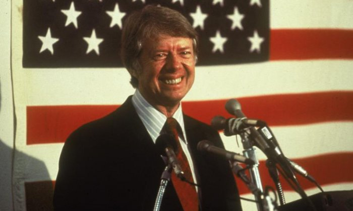 Jimmy Carter – 'I've looked on many women with lust. I've committed adultery in my heart many times. God knows I will do this and forgives me.'