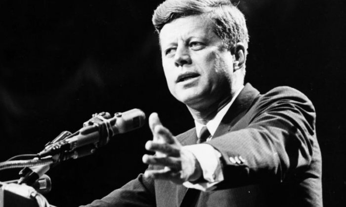 John F. Kennedy – 'If I don't have a woman for three days, I get terrible headaches.'