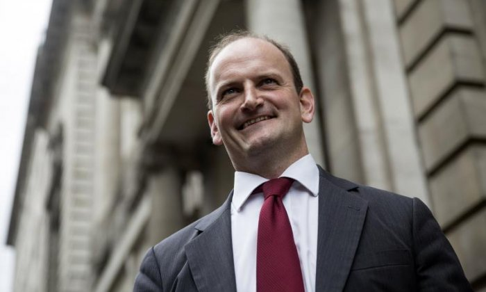 UKIP MP Douglas Carswell claimed to be in secret discussions to rejoin the Conservative party