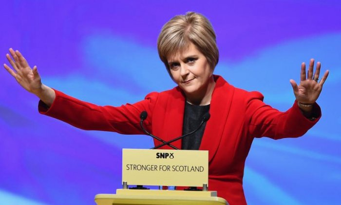'Why are you giving Nicola Sturgeon so much ammunition?'