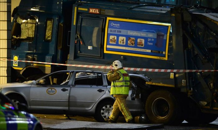 Glasgow bin lorry driver avoids jail but receives three year ban for reckless driving