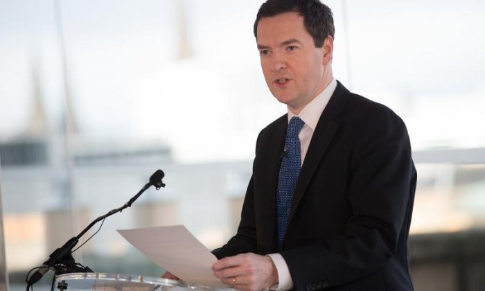 'George Osborne accepted the London Evening Standard job to put himself in the spotlight again', says former editor