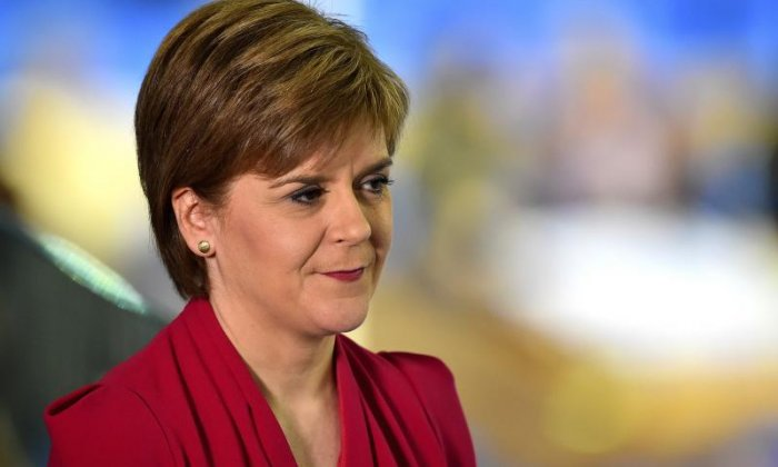 George Galloway says members of the SNP feel boxed in by Nicola Sturgeon over independence