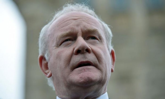 Martin McGuinness: 'There won't be any tears in Northern Ireland for him', says commentator