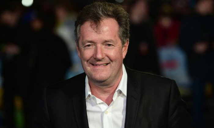 Piers Morgan calls Polish MEP a 'horrendous sexist pig' for gender pay gap comments