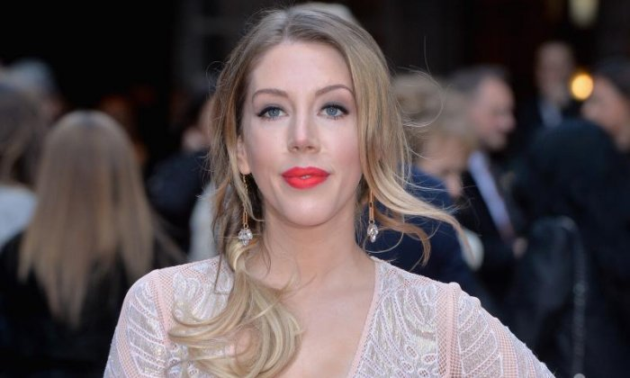 Comedian Katherine Ryan on fake news, Emma Watson and her new TV show 'How Did you Get So Rich?'