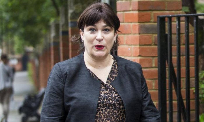 Legs-it: Sarah Vine continues her long line of controversial articles