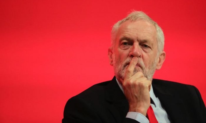 'Type in Numpty and Jeremy Corbyn will pop up - Twitter blasts Labour Leader over PMQs on the day Article 50 is triggered