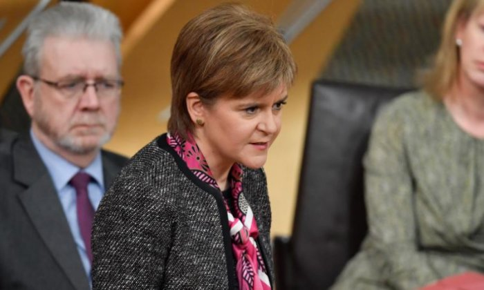 SNP MSP Kate Forbes claims she fully supports English people voting in Scottish referendum