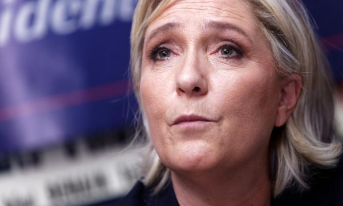 Marine Le Pen immunity removed by MEPs over Isis Twitter images