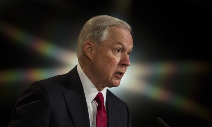 Jeff Sessions: US political commentator blasts Democrats over Donald Trump Senate speech 'distaction'