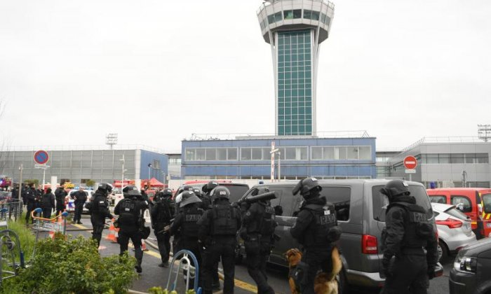 Orly Airport Attack: Drugs and alcohol found in gunman's system