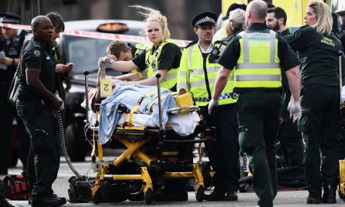 Westminster: 'Man was acting alone, but he would have needed support', says defence editor Robert Fox
