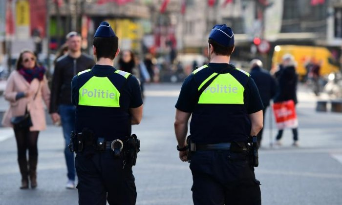 Belgian prosecutors charge Antwerp driver with attempted terrorism