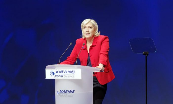 Marine Le Pen to lose French election, according to polls