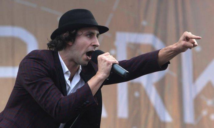 Maximo Park's Paul Smith on photography, a new album and how the band started