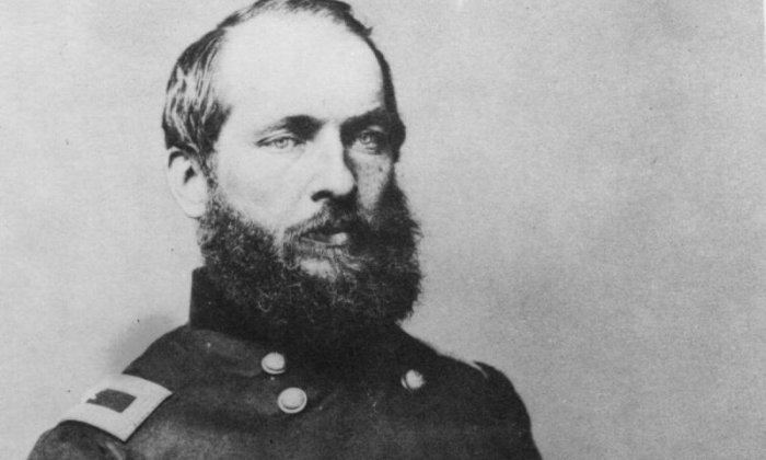 James Garfield – 'I have a strong feeling of repugnance when I think of the Negro being made our equal. And I would be glad if they could be colonised, sent to heaven, or got rid of in any decent way.'