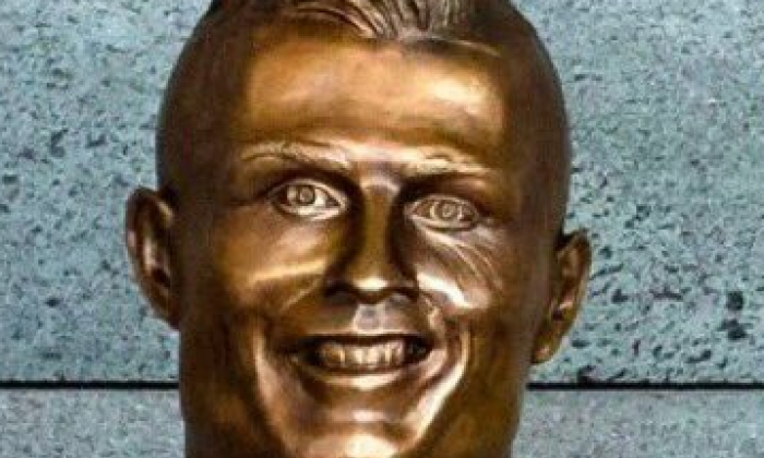 Cristiano Ronaldo Madeira sculptor responds to critics of statue