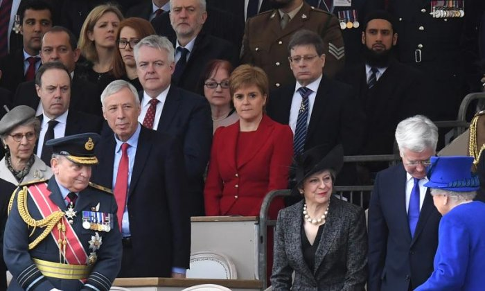 Theresa May has reversed 40 years of government policy on Scotland, says James Kelly