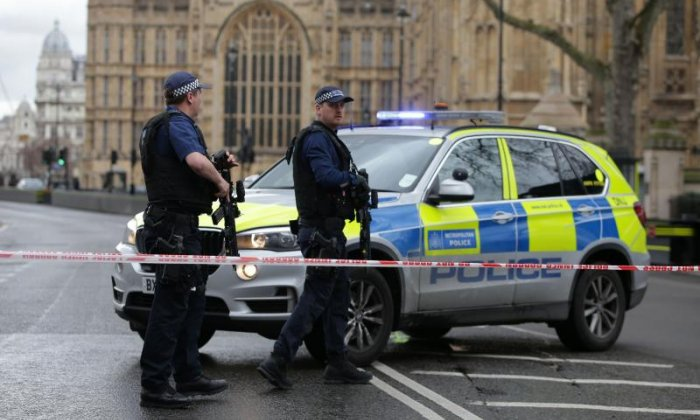 MPs were left in lockdown after the attacks