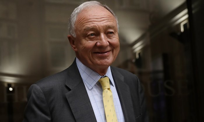 Julia Hartley-Brewer talks to Ken Livingstone for 12 minutes - and he doesn't mention the H word