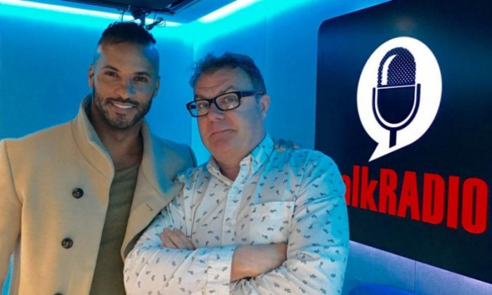 Actor Ricky Whittle on acting, football and new series American Gods