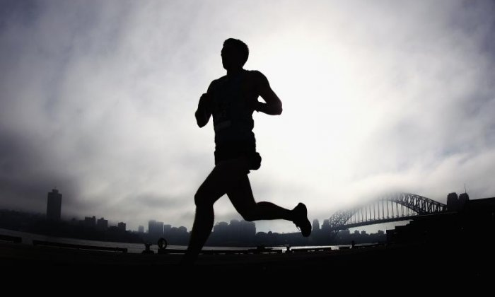The Big Debate on running: 'I'd like to get in a bath with Tom Jones, Jon, Bon Jovi and you'