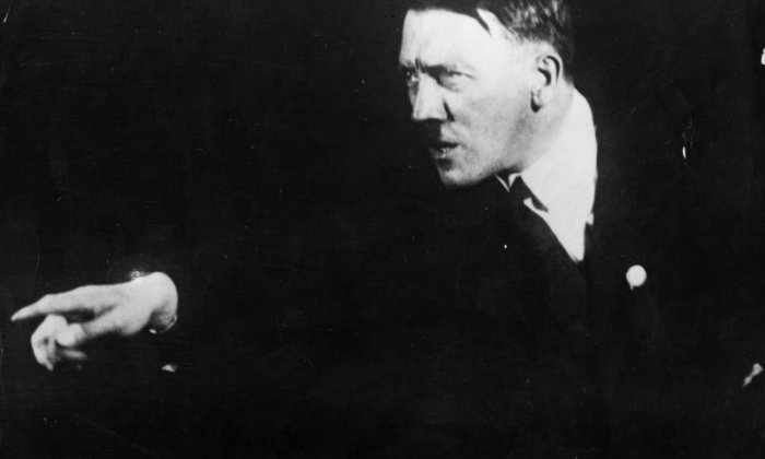 'Adolf Hitler learned about eugenics from what the Americans did', says historian