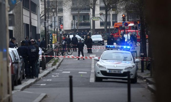 Ten arrested in France over suspected connections to Charlie Hebdo attack