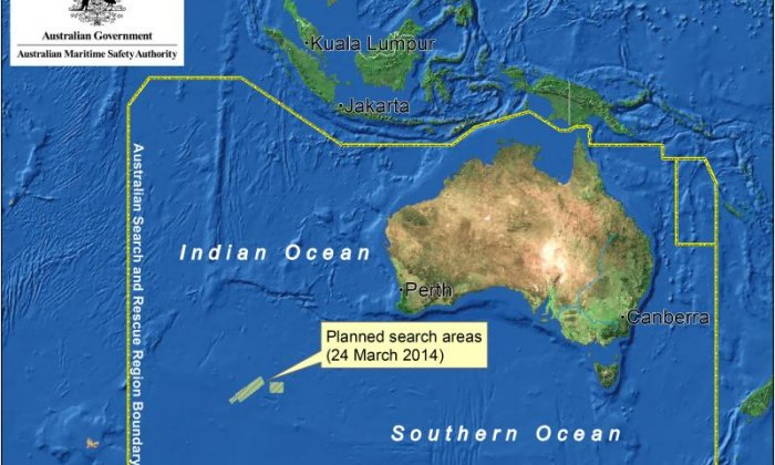 New analysis suggests new possible location for Malaysian Airlines MH370