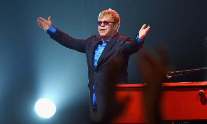 Elton John cancels US shows as he recovers from 'potentially deadly' bacterial infection