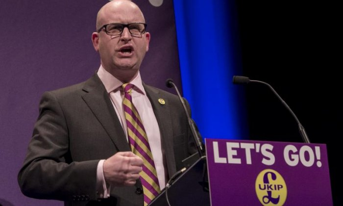 Paul Nuttall given six weeks to prove himself by Nigel Farage ahead of general election