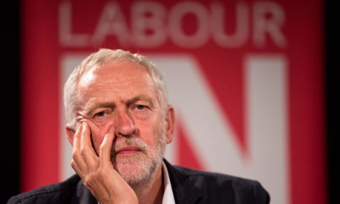 The Labour Party under Jeremy Corbyn is in a new crisis as poll shows support at a two-year low