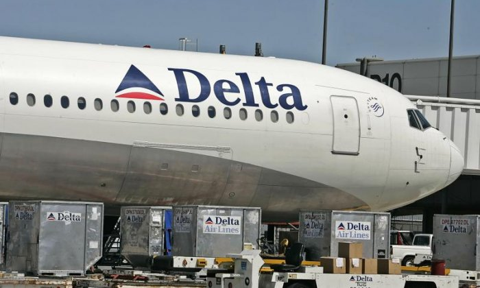 Woman files lawsuit against Delta Air Lines claiming flight attendants did nothing to stop her being sexually assaulted