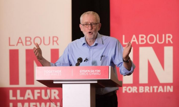 UK's Labour pledges new Brexit strategy if it wins election