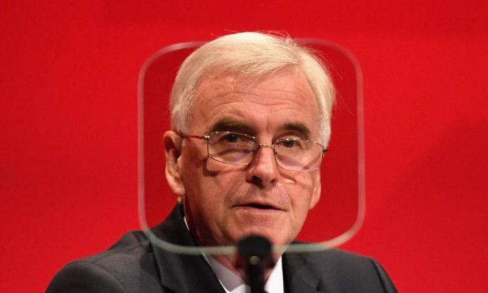 Early general election: 'We will win', says Labour's John McDonnell