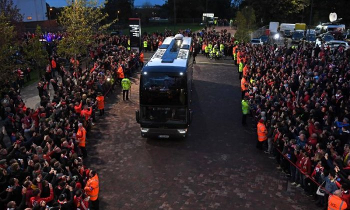 Man United 'Battle Bus': How protected are the team as they travel to Brussels after the Borussia Dortman bombings?