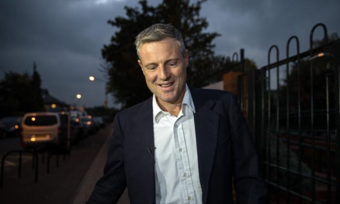 Zac Goldsmith selected as Tory party election candidate for Richmond Park seat