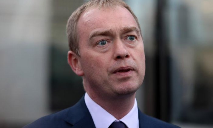 Theresa May general election 'is chance to change UK direction', says Lib Dem leader Tim Farron