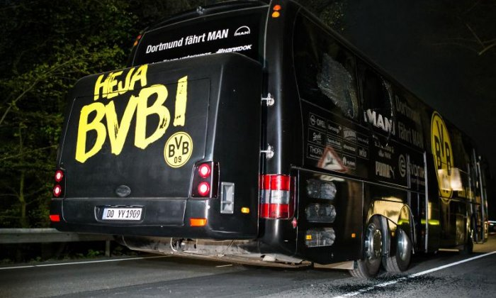 Borussia Dortmund to resume play after bus explosions