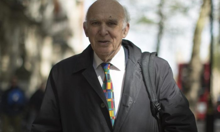 Sir Vince Cable confirms he's ready for re-election after Theresa May's election announcement