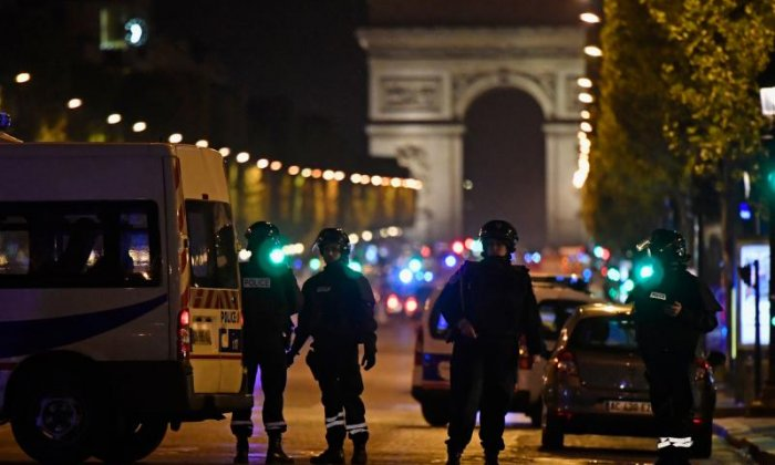 Paris shooting: Gunman was reportedly being investigated for terrorism links, local media reports