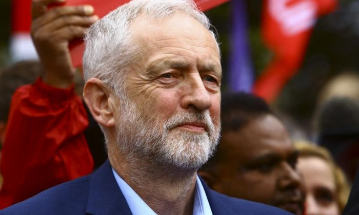 'Labour can't be trusted with the protection of the UK and it's strategically illiterate', says Chris Parry