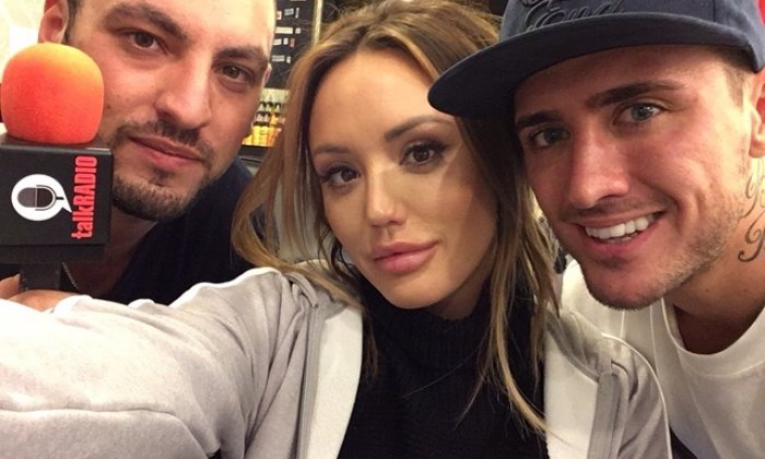 Reality stars Stephen Bear and Charlotte Crosby on their new TV show Just Tattoo Of Us